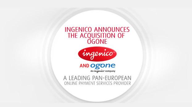 Ingenico anuncia un acuerdo para adquirir Ogone