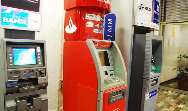 En México el 81% de los ATM están habilitados para lectura de chip