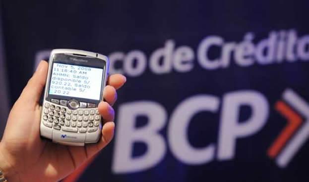 Las operaciones en banca celular crecieron 123% en el 2012