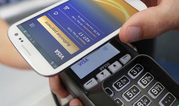 Visa prevé que la mitad de las transacciones en el 2020 se harán en smartphones