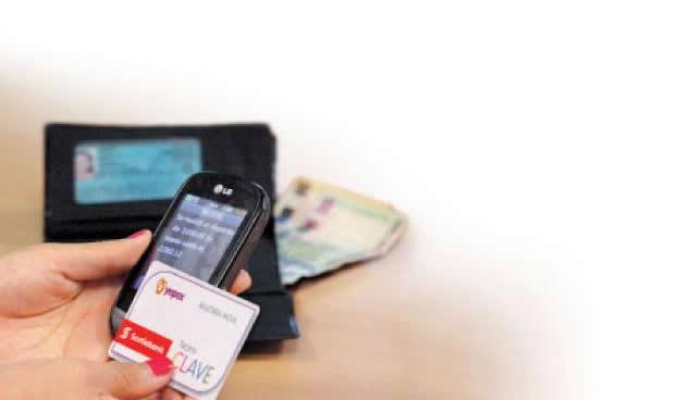 La billetera móvil