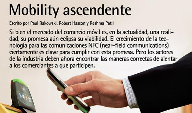 Accenture analiza la popularidad de los pagos móviles