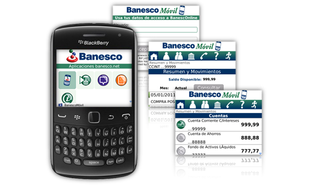 En Venezuela Banesco registró 632 millones de transacciones bancarias a través de canales electrónicos