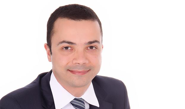 Alex Simoes, Gerente de Marketing de Transacciones Seguras para Gemalto en Sudamérica