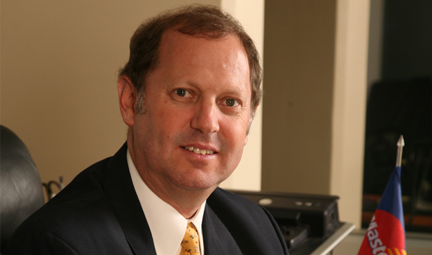 Martin Lang, Country Manager de MasterCard Argentina