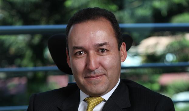 Valentín Echeverry, vicepresidente de Tecnología y Operaciones de RBM