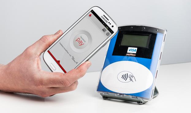 En España los clientes de Vodafone podrán pagar con Visa a través del móvil