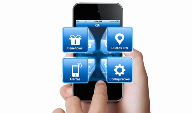 Citi lanza aplicación bancaria para Latinoamérica