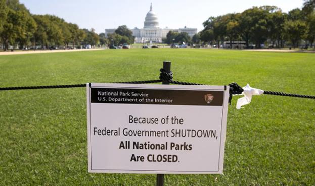 ¿Por qué le importa al mundo si el gobierno de EE.UU. cierra?