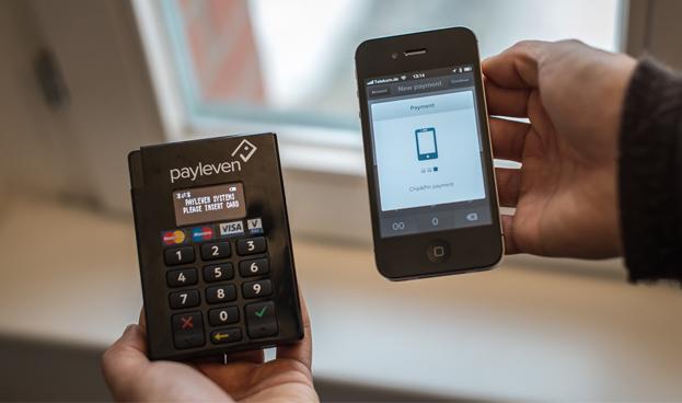 Payleven lanza al mercado español su lector de tarjetas para el móvil