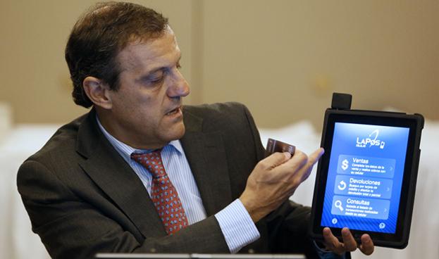 Visa lanza en Argentina un sistema que acerca los pagos móviles a comercios