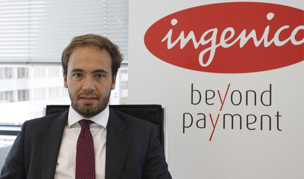 Miguel Ángel Hernández, nuevo director comercial y de marketing de Ingenico Iberia