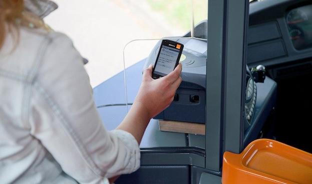 Río de Janeiro lanza un piloto de sistema de boletaje NFC  para el transporte público