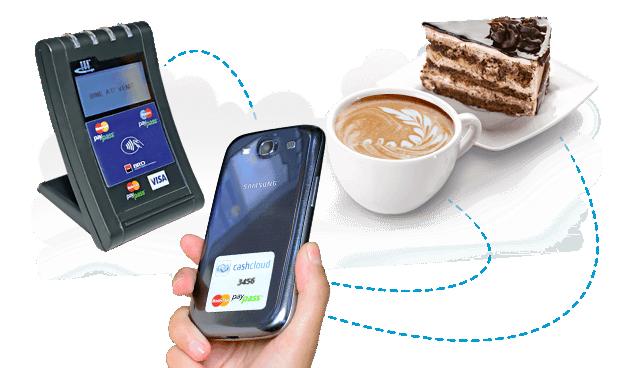 Cashcloud hace posible los pagos móviles gracias a etiqueta NFC MasterCard PayPass?