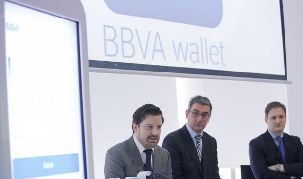 BBVA lanza en España una aplicación de pagos con móvil