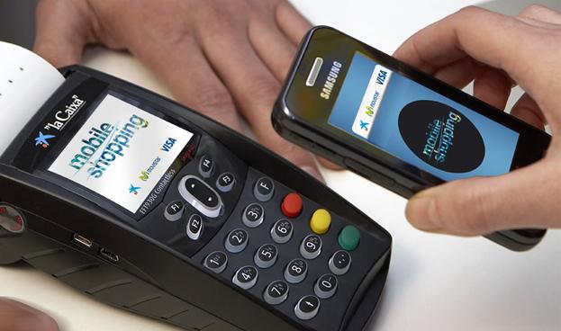 la Caixa inicia el mayor lanzamiento comercial de Europa de pago con móvil NFC