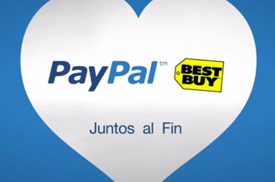 PayPal y Best Buy México crean alianza en forma de pago