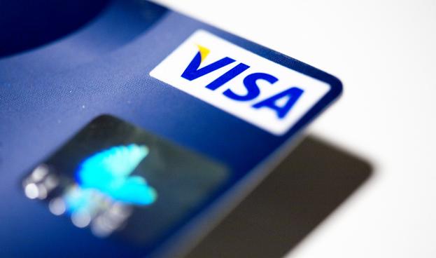 El gasto con tarjetas Visa se incrementó en España 2,6% en 2013