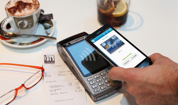 La Caixa inicia el mayor lanzamiento comercial de Europa del pago con Móvil NFC