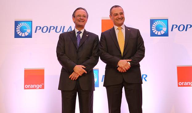 Orange Dominicana y Banco Popular lanzan producto de inclusión financiera