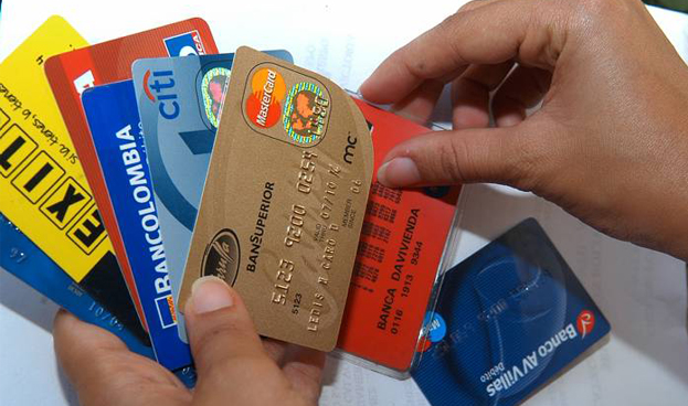 Se triplicó en Colombia la cantidad de tarjetas de crédito de retails