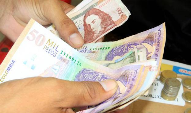 Los colombianos prefieren pagar sus cuentas en efectivo
