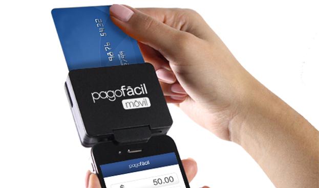 PagoFácil presentó en México su dispositivo PagoFácil Móvil