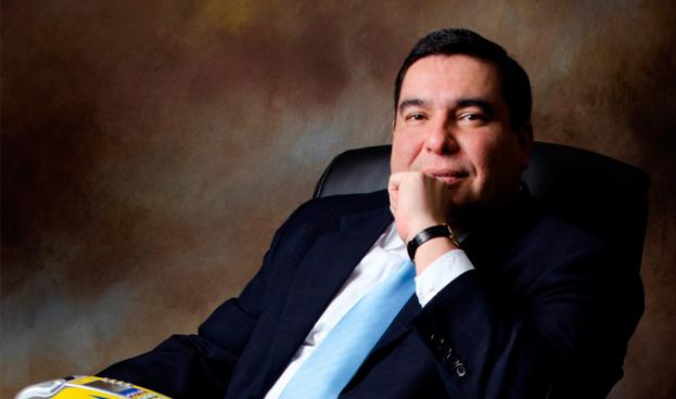 Mario Castrillo, Gerente General de VisaNet Guatemala