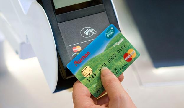 Los europeos prefieren la tecnología contactless para pagar sus gastos diarios