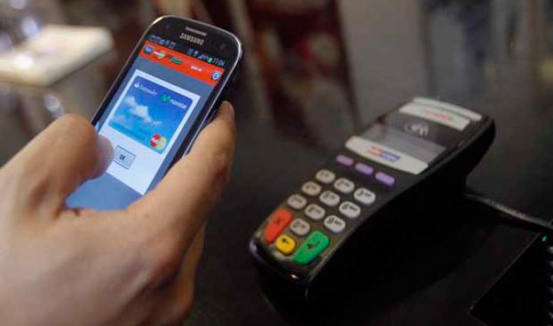 Los pagos móviles crecerán un 40% durante 2014