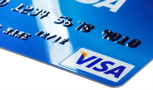 Visa gana 3.005 millones en el primer semestre, un 17 por ciento más