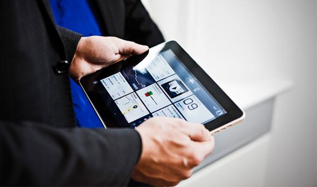 Las tabletas dejan atrás a los smartphones en el acceso a la banca online