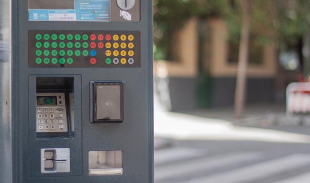 Ingenico instala 4.400 terminales en los nuevos parquímetros de Madrid