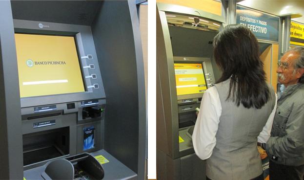 GRG introduce tecnología de reciclado de efectivo en el principal banco de Ecuador