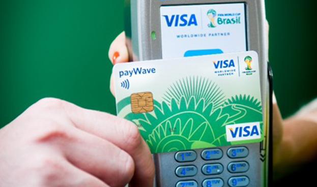 Tarjetahabientes Visa gastan US$380M en Brasil durante la Copa del Mundo