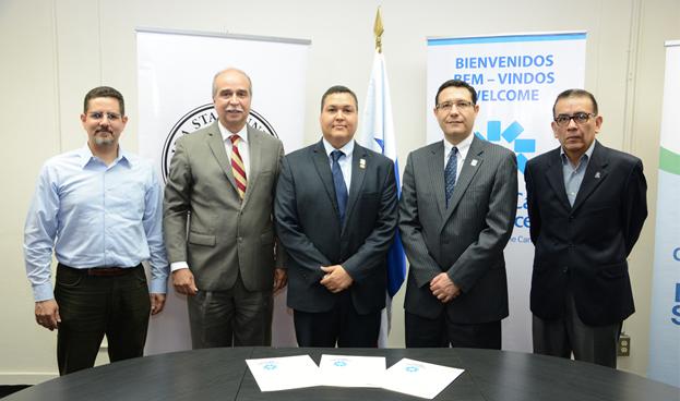 SCALA firma convenio con Florida State University-Panamá