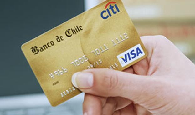 Chile: operaciones con tarjetas de crédito bancario suman US$1.400 millones en mayo
