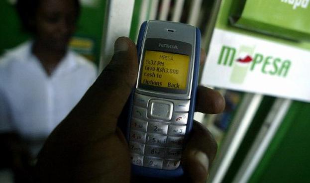 La banca africana se conecta al móvil