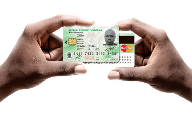 Gobierno de Nigeria lanza junto a MasterCard tarjeta de Identidad