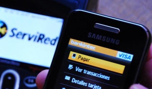 En España Bankinter prevé cerrar 2014 con 30.000 clientes usuarios del pago con móvil