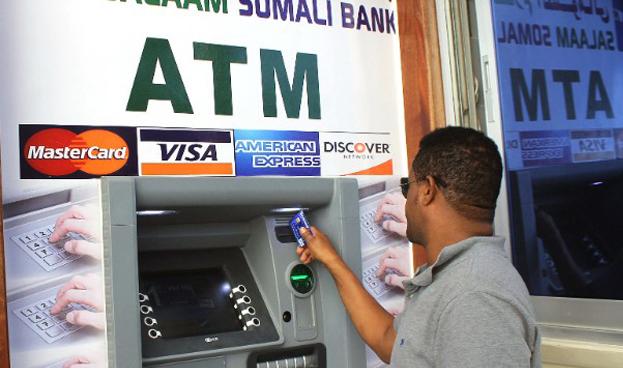 Somalia incrementa su número de ATMs ... a 1