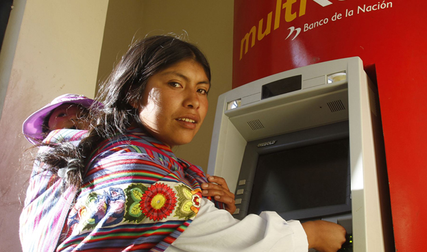 Perú es líder en promoción de servicios financieros innovadores