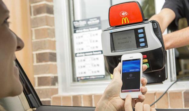 Apple Pay encuentra problemas en su llegada a Estados Unidos