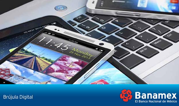 Banamex presenta encuesta sobre hábitos digitales, Brújula Digital 2014