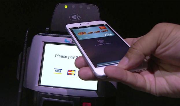 Apple Pay ya cubre el 90% de pagos por tarjeta de crédito en EE.UU.