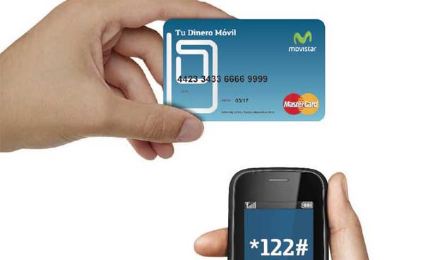 Movistar y Mastercard lanzan en Perú servicio de dinero electrónico