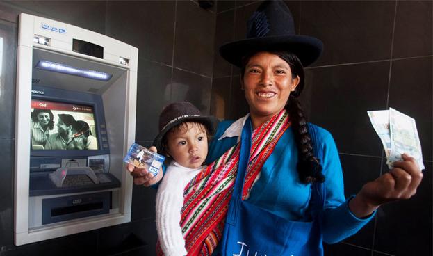 Perú tiene el mejor entorno para la inclusión financiera