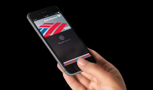 Bank of America: 1,1 millones de tarjetas con Apple Pay