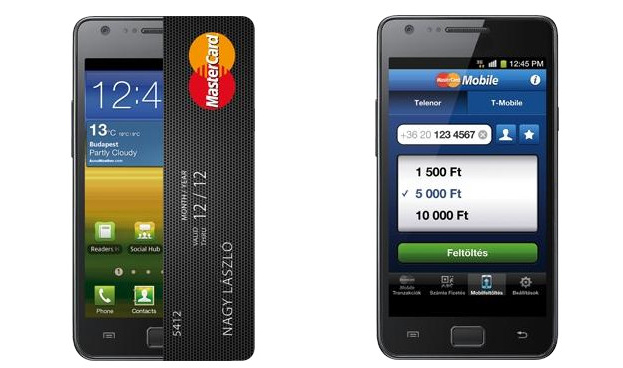 MasterCard Mobile y Wincor Nixdorf permiten pagos contactless