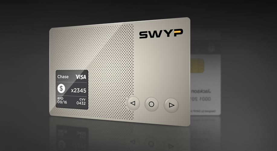 Swyp, la tarjeta de crédito inteligente en la que llevar todas las demás